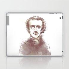 Edgar Allen Poe Laptop & iPad Skin