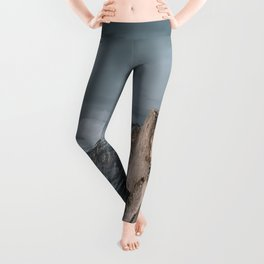 Yosemite's Half Dome Leggings