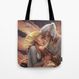 To Whatever End Tote Bag