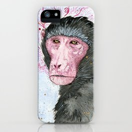 Tired iPhone Case