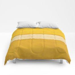 Rothko Inspired #13 Comforters