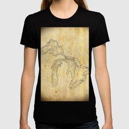 Vintage Great Lakes T-shirt