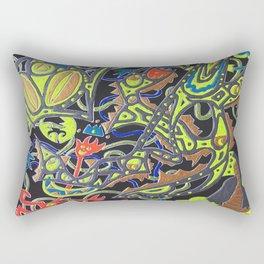 Team Behemoth Rectangular Pillow