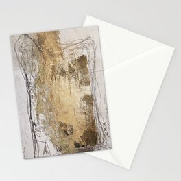 golden Stationery Cards