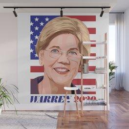 Warren 2020 Wall Mural