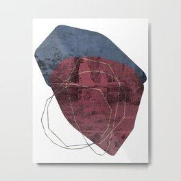 dhjk4 Metal Print