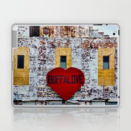 Buffalo Urban statement Laptop & iPad Skin