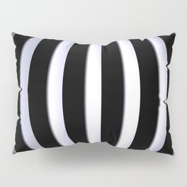 black-and-white -03- Pillow Sham