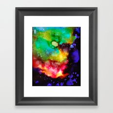 Nonsensical Allegory Framed Art Print