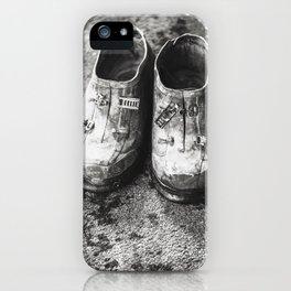 Dirty Rubbers 2 iPhone Case