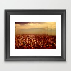 Assemble 1 Framed Art Print