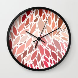 Colors Of The Wind No. 3 Wall Clock