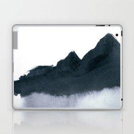 mountain scape minimal Laptop & iPad Skin