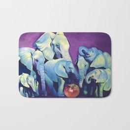 Elephat's Soccer Bath Mat