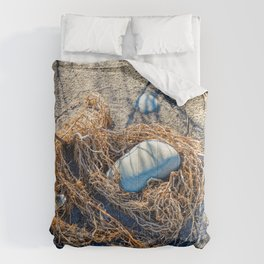Textures in the Sand by Teresa Thompson Comforters