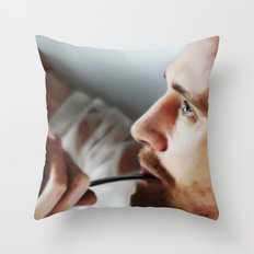 Tom Hiddleston Throw Pillow