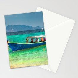 Tourist Longboat Stationery Cards