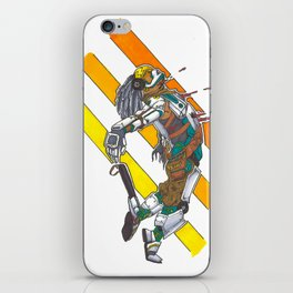 The Death of Rein iPhone Skin