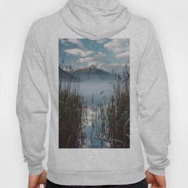 Lake Morning - Landscape and Nature Photography Hoody