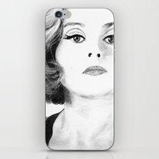 Psychatrist Dr. Julia Hoffman aka Helena Bonham Carter iPhone & iPod Skin