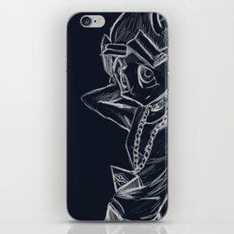 Yugi Mutou Sketch iPhone Skin