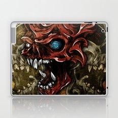 Beyond Skulls Laptop & iPad Skin