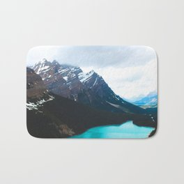 XXL Mountain Bath Mat