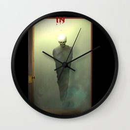 What's in Your Closet? Wall Clock