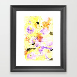 Spring Forward Framed Art Print