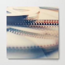 super 8 film II Metal Print