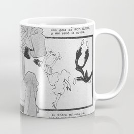 nit flamenca Coffee Mug