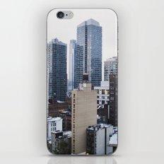 NYC Cityscape iPhone & iPod Skin