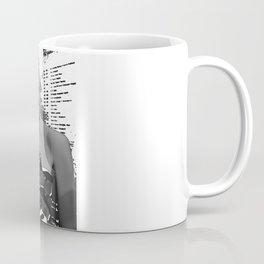 Montreal 2008 – Yves Saint Laurent Love - 40 years of creation retrospective Coffee Mug