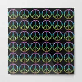 Peace 1 Metal Print