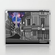 Paris: The Center of the Universe Laptop & iPad Skin