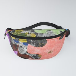 Puzzled Fanny Pack