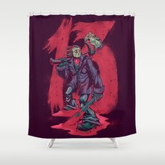 TGIF13  Shower Curtain