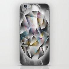 Polygon Heaven iPhone Skin