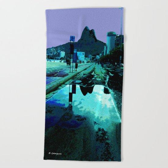 Leblon Beach Towel
