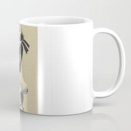 Zombie Line-up Coffee Mug