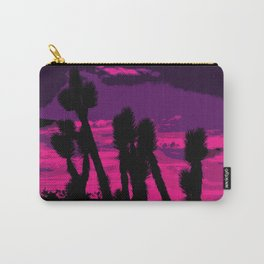Joshua Sunset Carry-All Pouch
