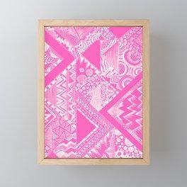etno Framed Mini Art Print