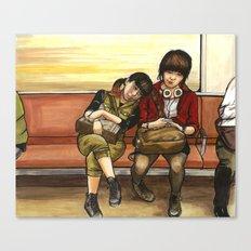 Namba Canvas Print