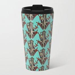 congo tree frog mint Travel Mug