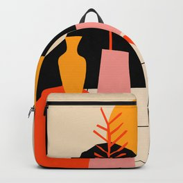 Abstract Art -Picnic Backpack