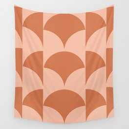 Cleo Pattern - Sunset Wall Tapestry