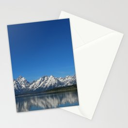 Grand Teton Reflection Stationery Cards