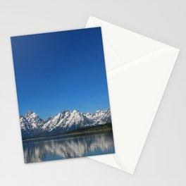 Grand Teton Reflection Stationery Cards