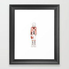 Ryou Framed Art Print