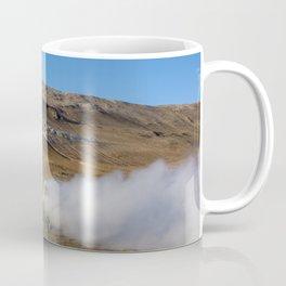 Namafjall geothermal Iceland Coffee Mug